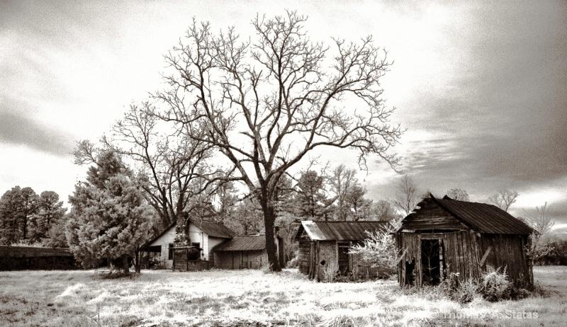 North Carolina Barns