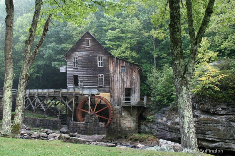 Grist Mill at Babcock #3