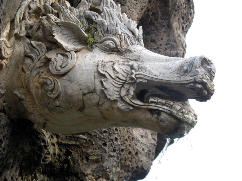 Detail, Dhara Dhevi, Chiang Rai