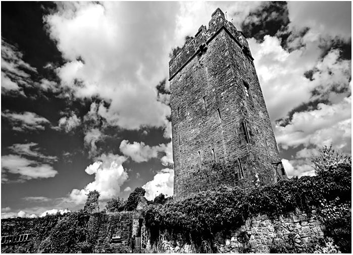 Ballyhannon Castle, Quin Ireland