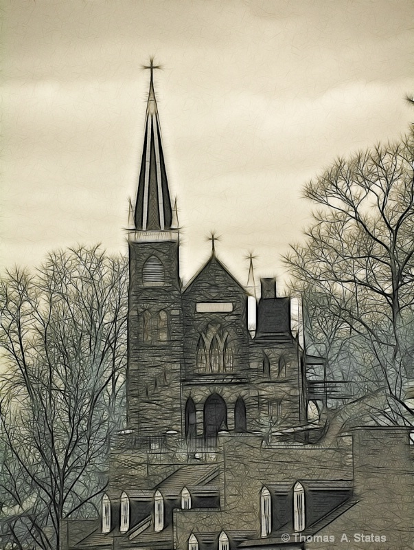 St. Peter's Church, Harpers Ferry, WV