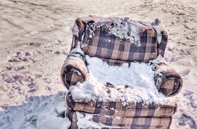 Chilling Chair