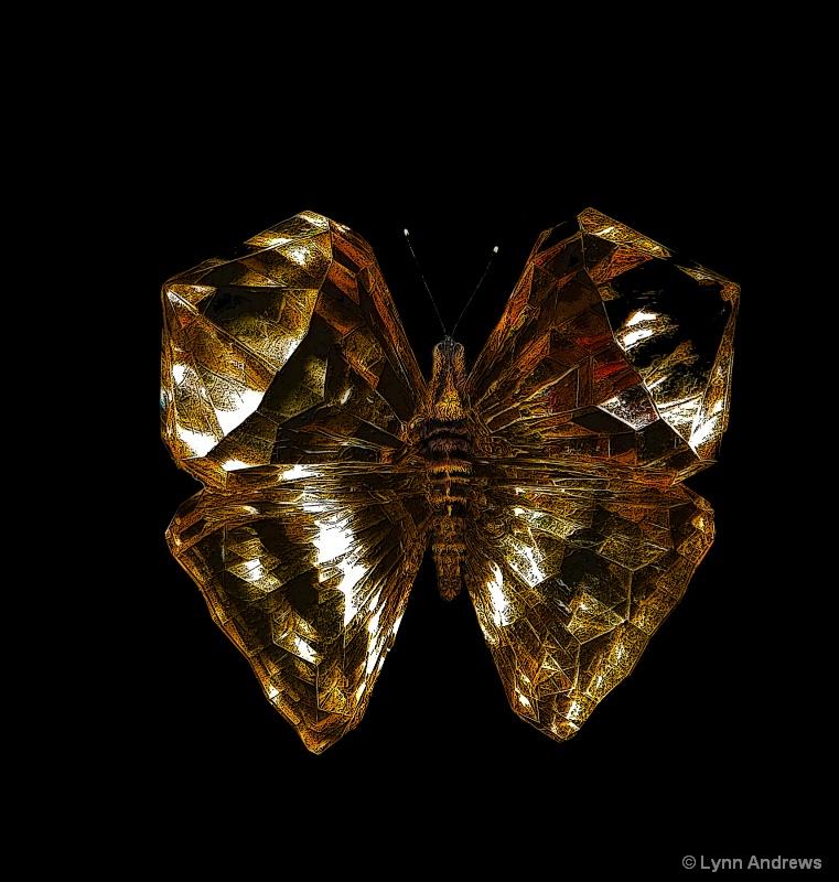 My Jeweled Butterfly II
