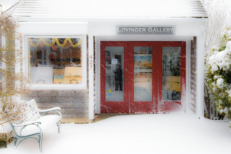 Winter gallery Open on weekends