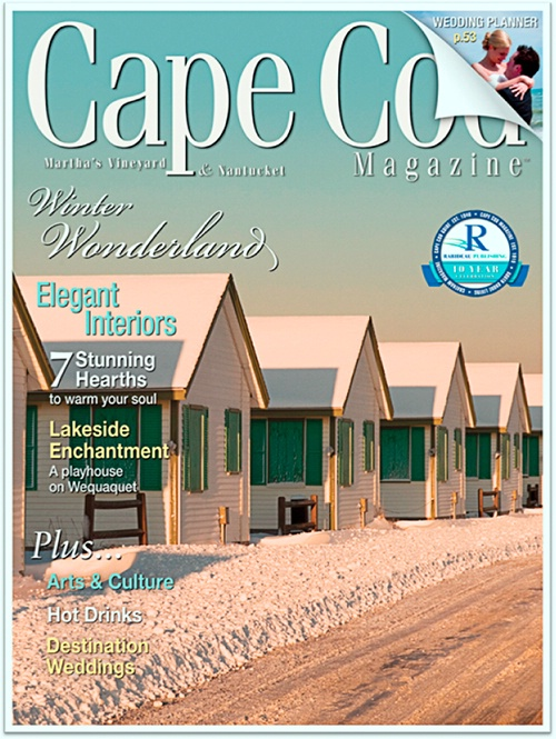 Cape Cod Magazine, January/February 09 Photo Essay
