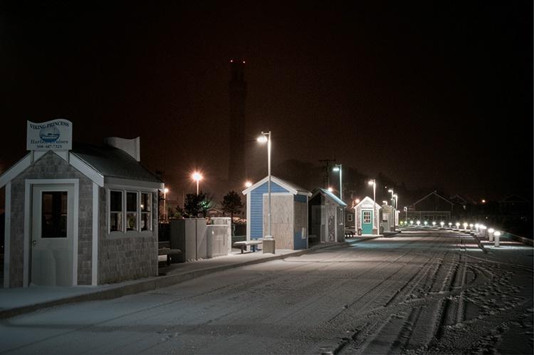 Pier Snow