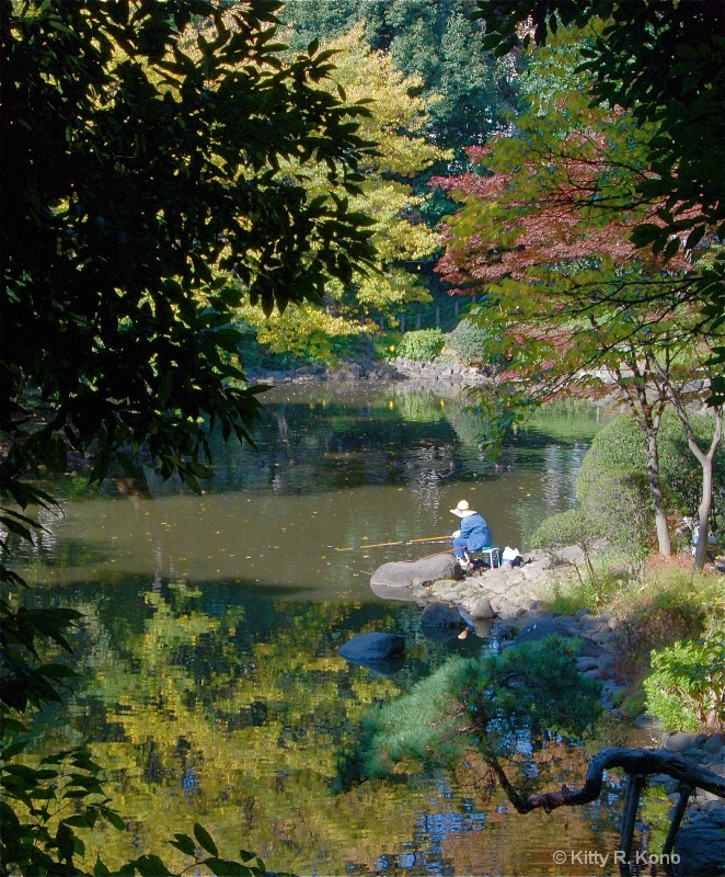 Gone Fishin (Arisugawa)
