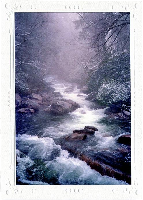 Tenn Mt Stream complete card sample