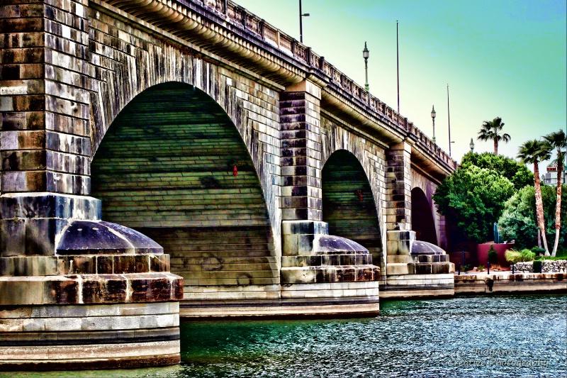 London Bridge Re-Created