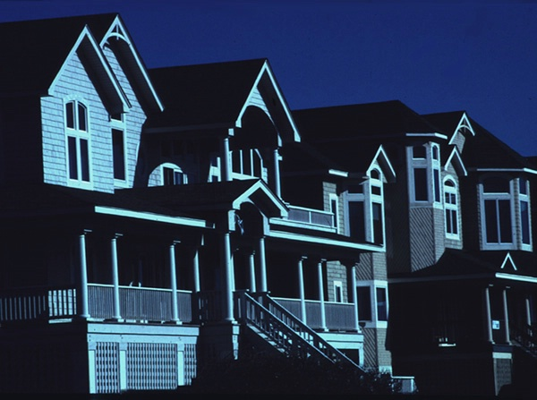 outer banks houselights