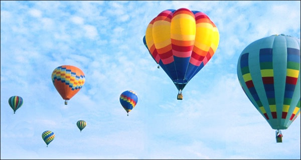 Balloons Lineup