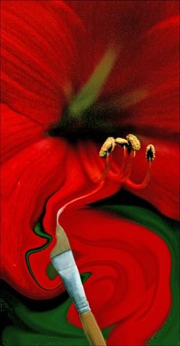 Flowering Artist