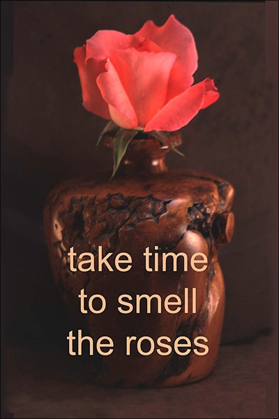 Smell The Roses 1 card