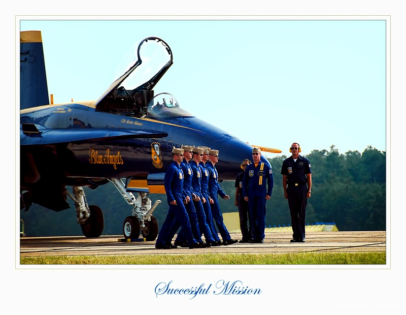 Blue Angels - Successful Mission