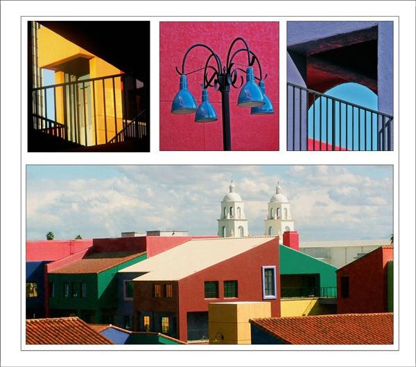 Tuscon Buildings