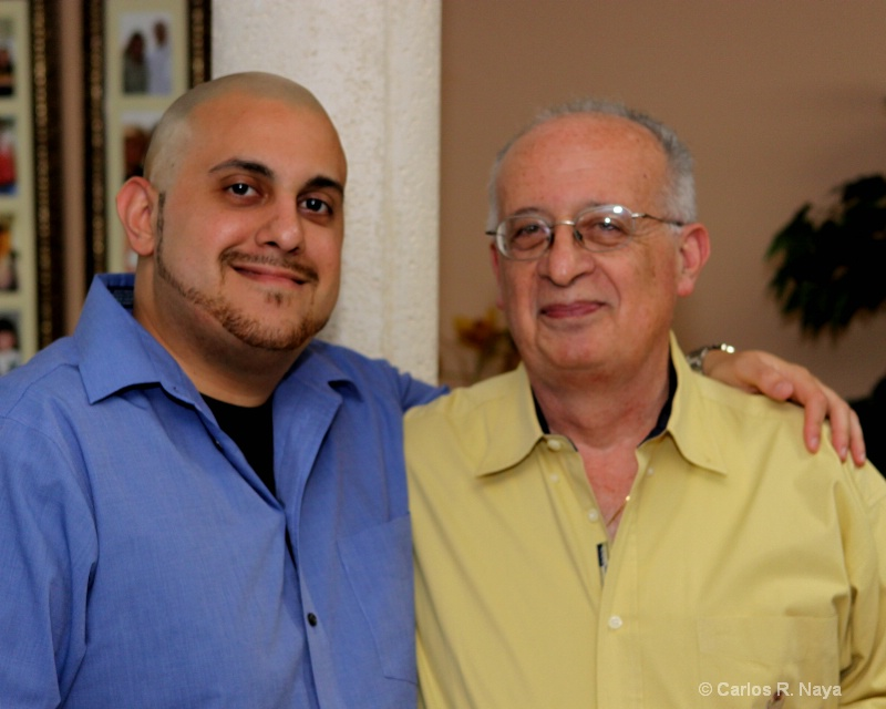 Son & Father