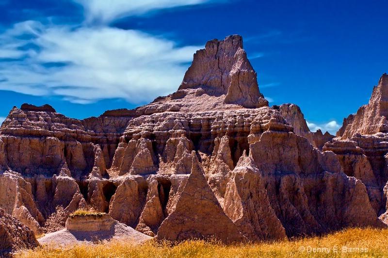 Badland Pinnacles, South Dakota