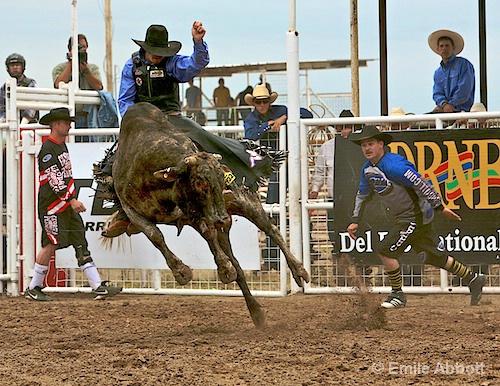 Cooper Kanngiesser, Winner 2008 GPM Bull Ride