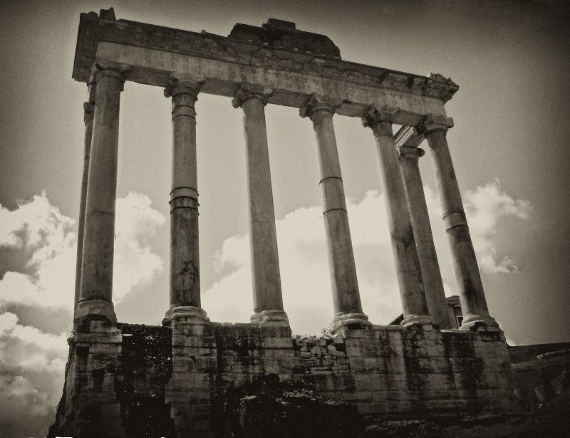 Legend in Rome