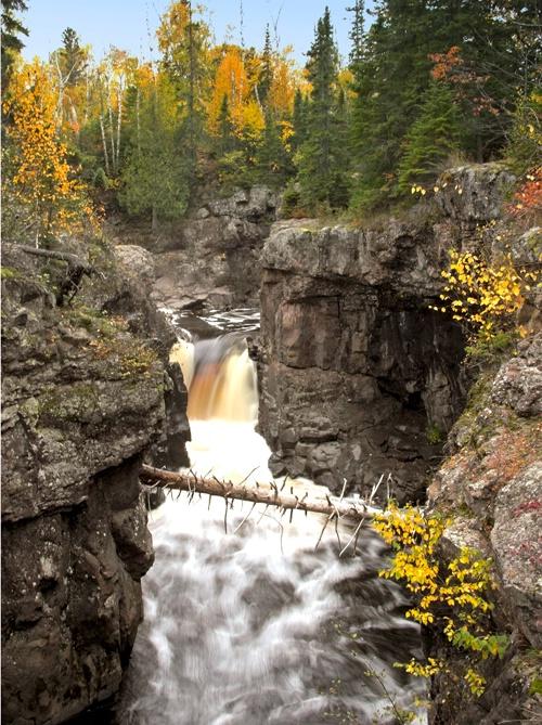 North Shore Falls