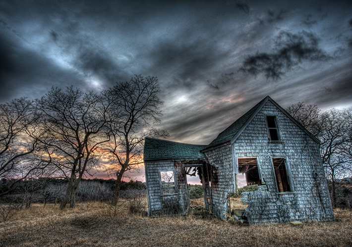 Old House on the Hill