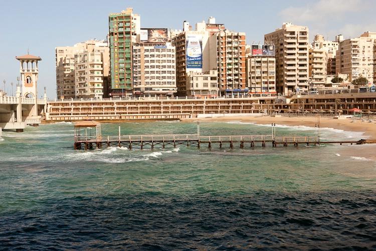 Mediterranean Coastline (From our Restaurant)