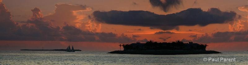 Key West Panorama