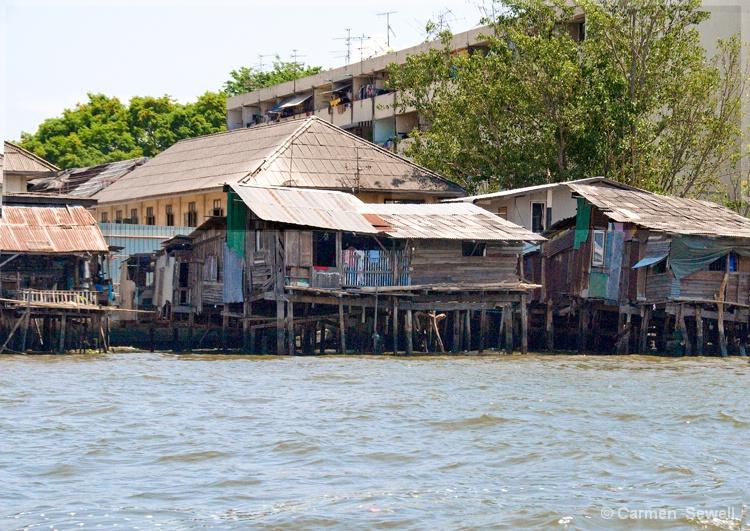 Bangkok Along the River