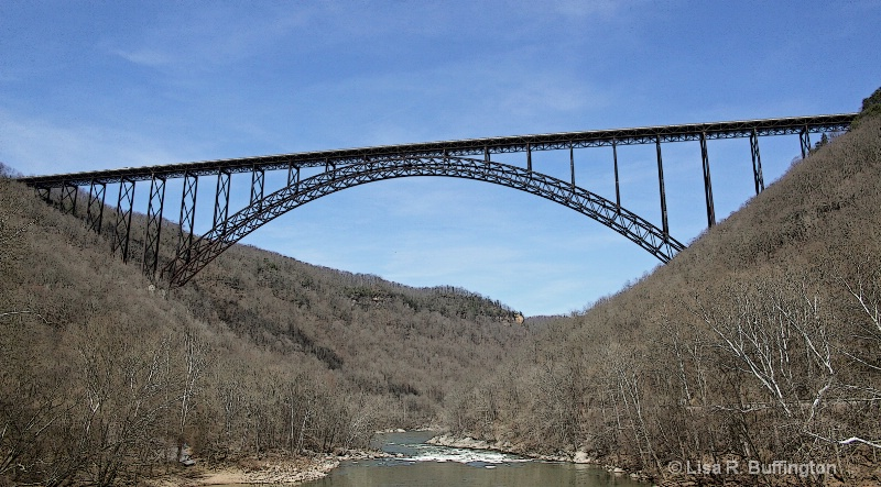 New River Gorge Bridge XII