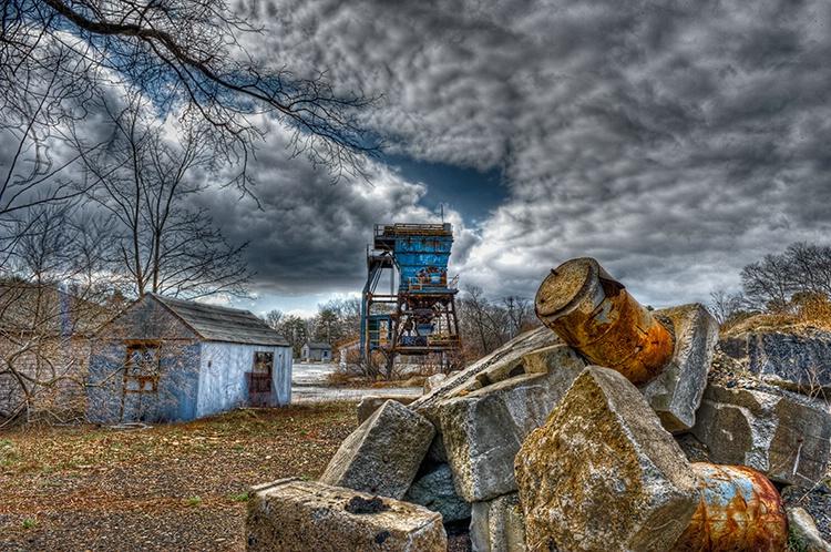 Old Work Yard