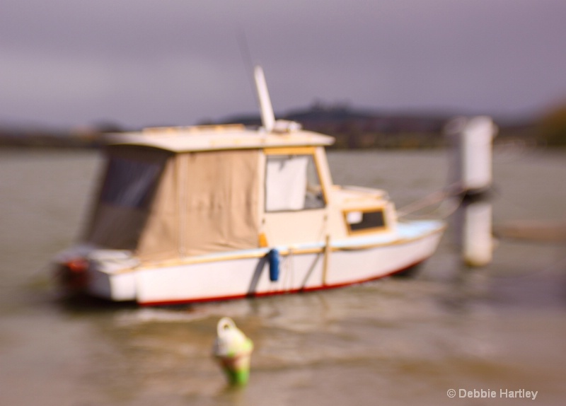 boat out of focus part 1