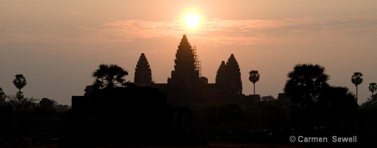 Angkor Wat Sunrise 1