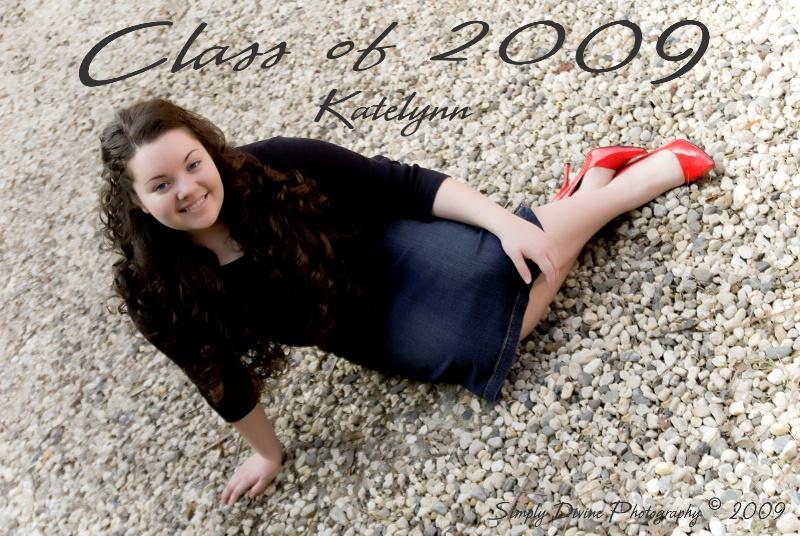 Katelynn ~ Class of 2009