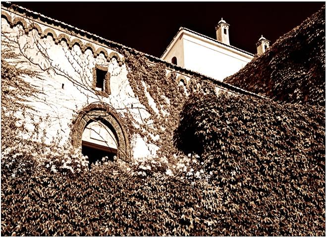 Villa Cimbrone, Ravello Italy