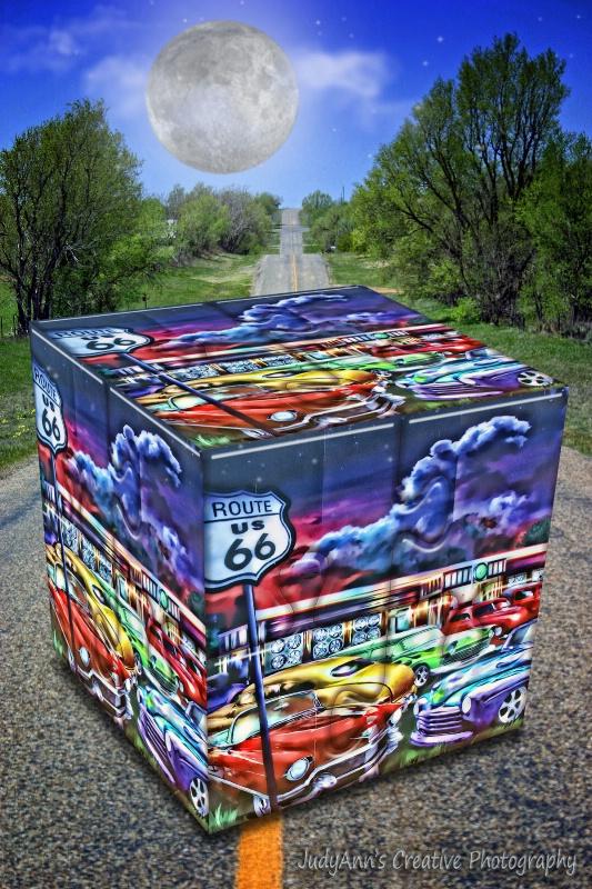 Route 66 Fun!