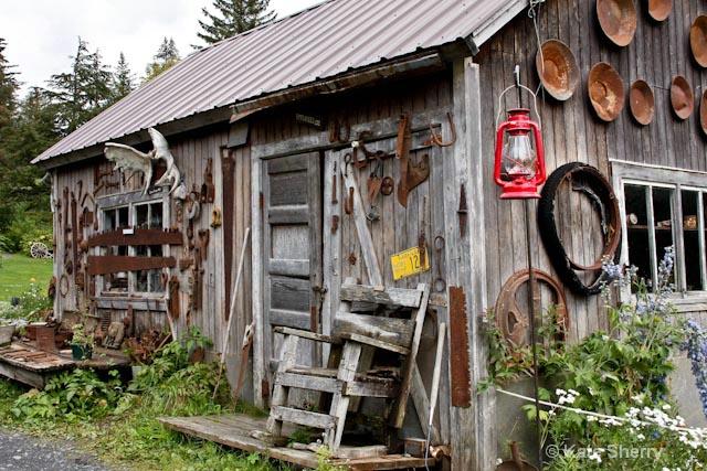 mining cabin