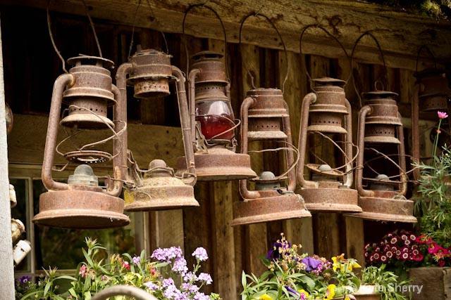 mining lanterns
