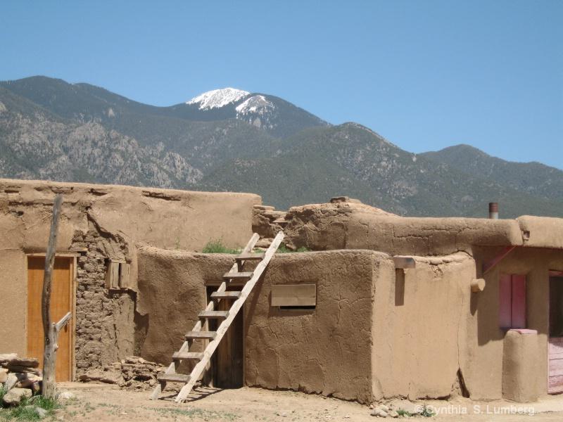Pueblos -  Taos, New Mexico