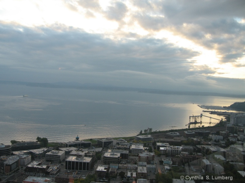 Puget Sound, Seattle Washington