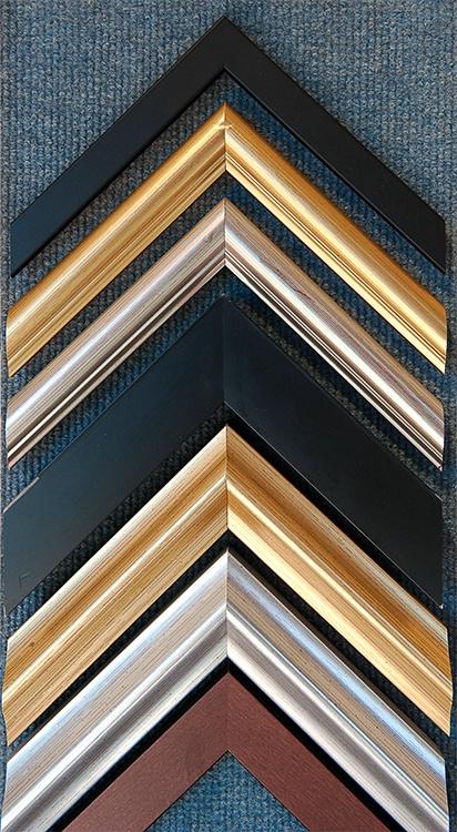 Wood Frame Samples