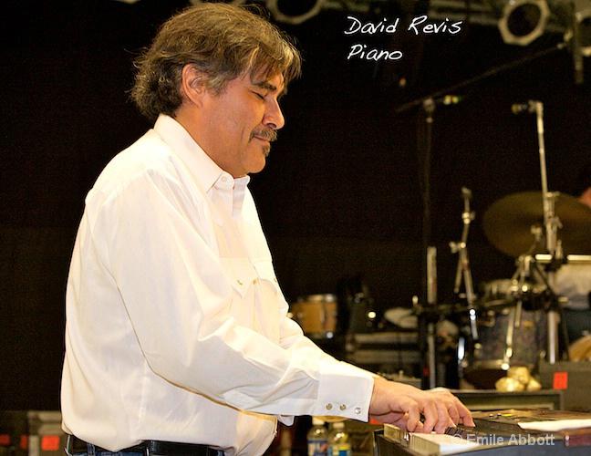 David Revis, Piano