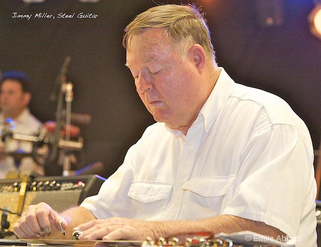 Jimmy Miller, Steel Guitar
