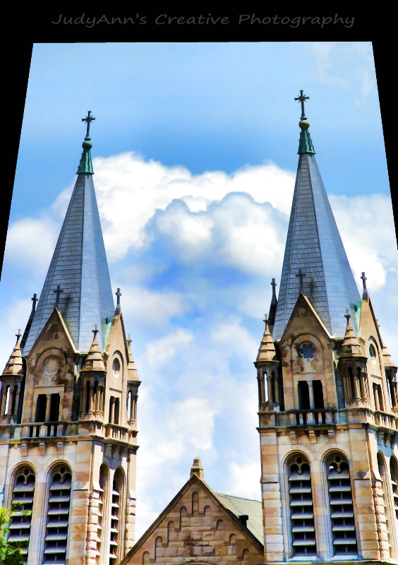 Twin Spires of Joliet