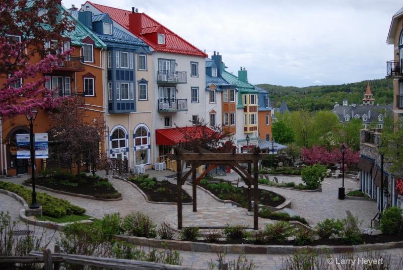 Mount Temblant Resort- Quebec- May 2009