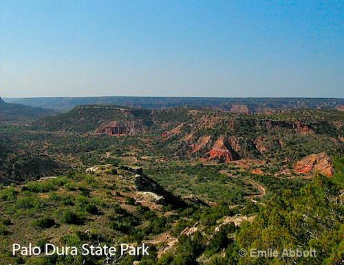 Palo Dura Canyon State Park