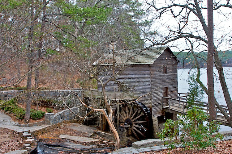 Grits Mill at Stone Mountain