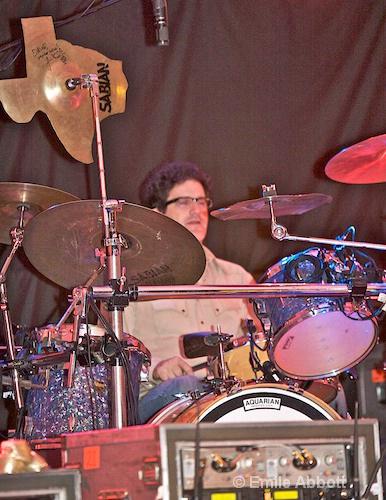 David Sanger, Drums