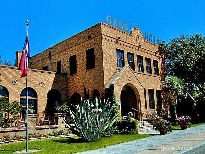 Historic Gage Hotel