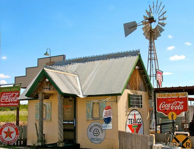 Windmill at Juan Sanchez