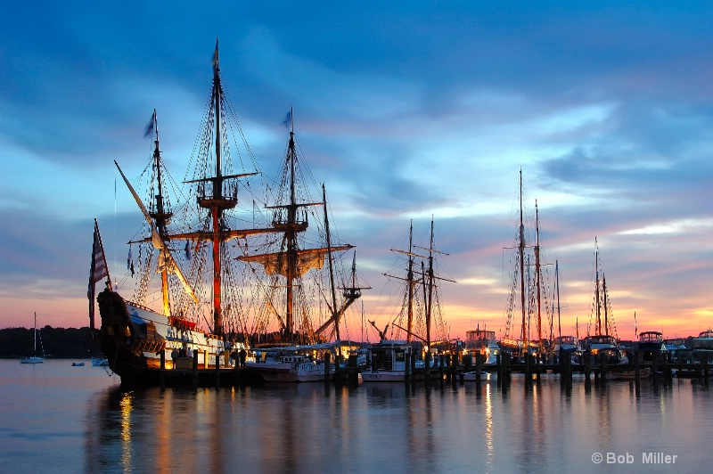 Chestertown Tall Ships
